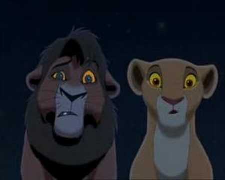 Image - Kovu and Kiara Lion King 2.jpg - The Lion King