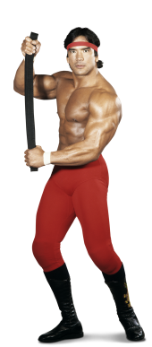 Ricky Steamboat Full