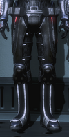 ME3 rosenkov materials legs