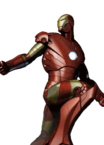 Iron Man Marvel XP