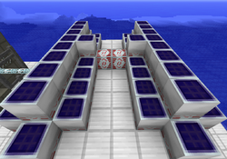 Mv solar arrays