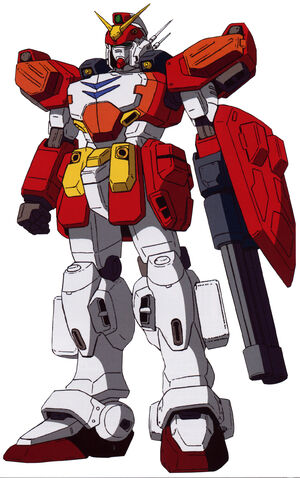 Gundam Heavyarms KaiW0
