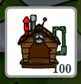 House of brown puffle