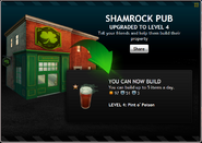 Shamrock Pub Level 4