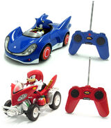 NKOK Sonic racers