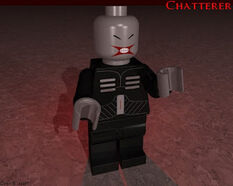 Lego Hellraiser - Chatterer