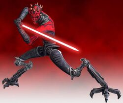 Maul cyborg