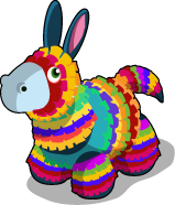 Donkey Pinata Drawing