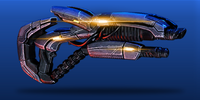 ME3 Geth Plasma Shotgun