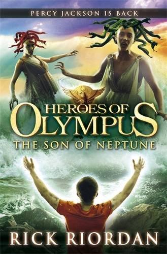 Percy Jackson Heroes of Olympus Book 5
