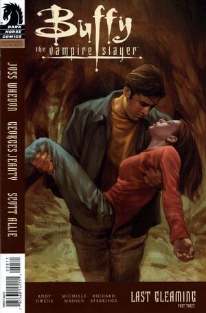 Buffy the Vampire Slayer Season Eight Vol 1 38