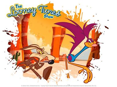 Road Runner &amp; Wile E. Coyote The Looney Tunes Show