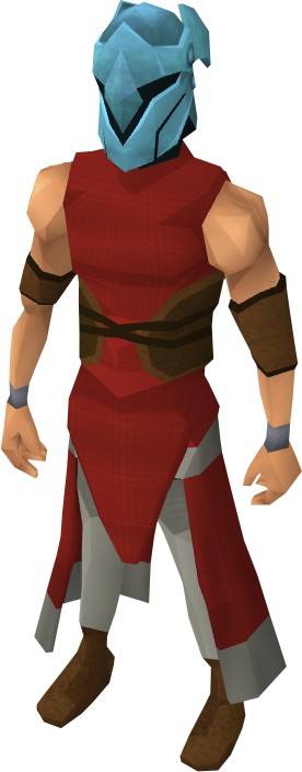 Rune full helm (e) equipped