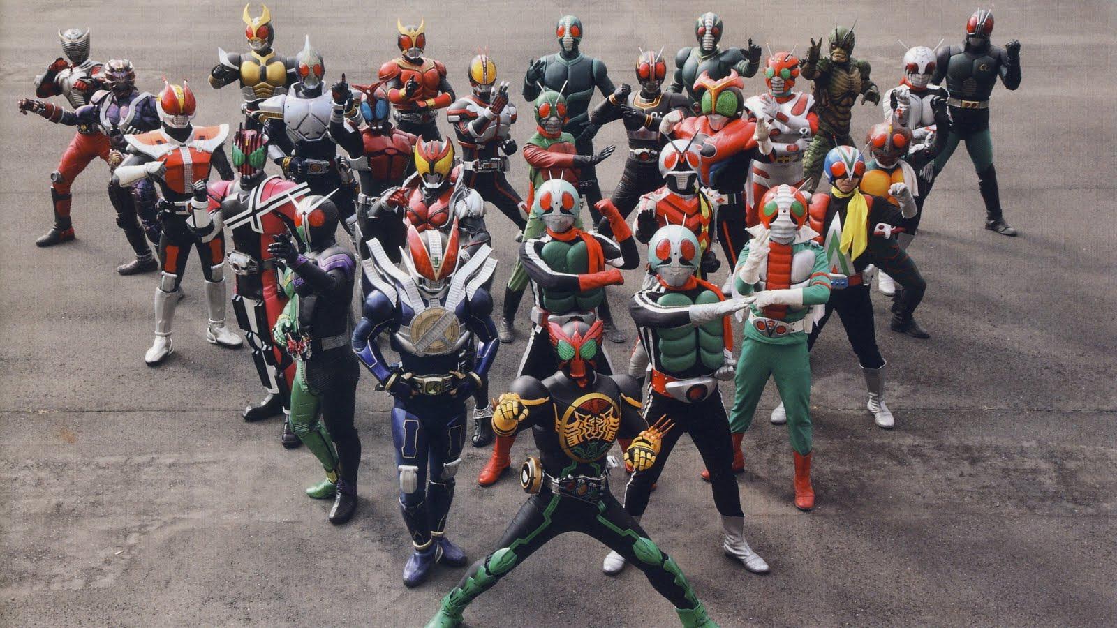 Kamen Rider Series Wiki
