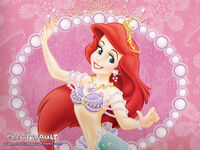 Ariel Jewel -Wallpaper- copy