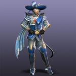 ZhangLiao-DW7-DLC-Wei Fairytale Costume