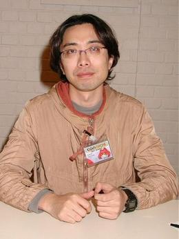 Director Kazuya Tsurumaki
