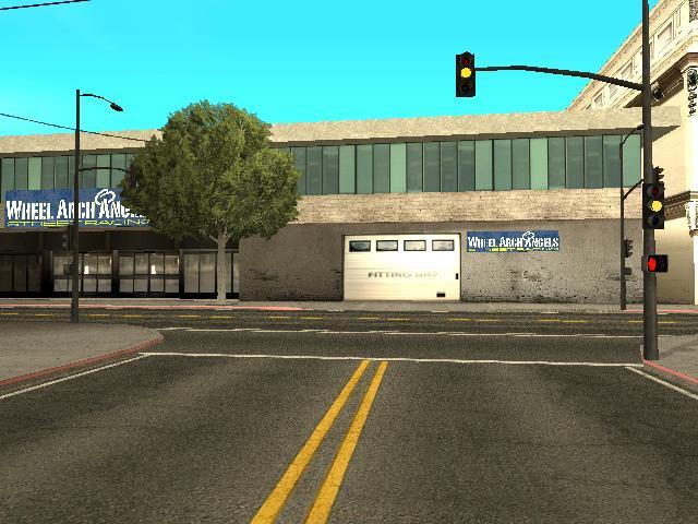 Garajes de modificaci n grand theft auto encyclopedia for Garajes gta v online