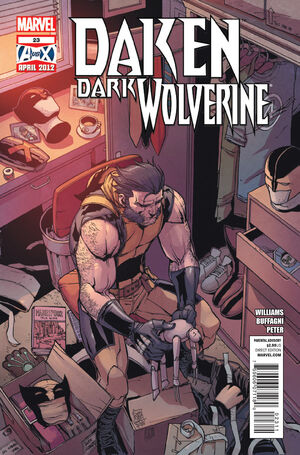 Daken Dark Wolverine Vol 1 23