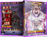 Royal Rumble 2012 Cover