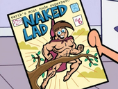 Nakedlad