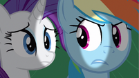 Rainbow Dash help Spike S2E21