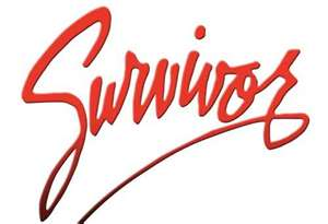 Survivor band logo1