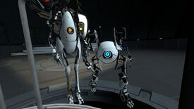 ATLAS, P-Body and GLaDOS Portal 2