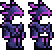 Terraria = Shadow Armor Sets Male + Female