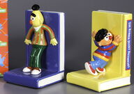 Enesco 1983 ernie bert bookends 2