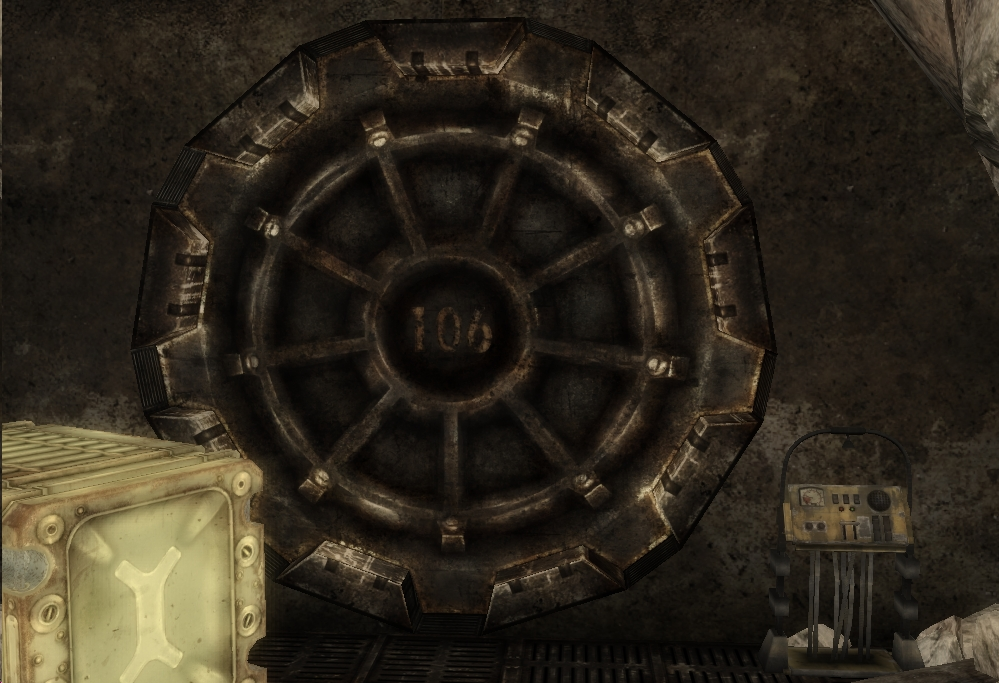 vault 106 - the fallout wiki