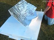 Pop-up Solar Cooker Book 2, 3-27-12