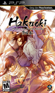 Psp hakuoki