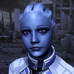 ME3 Liara Character Shot