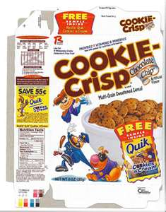 Cookie crisp 2