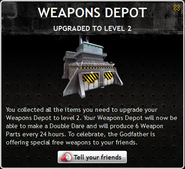 Weapons Depot Level 2