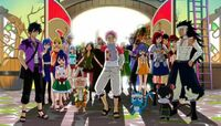 Fairy tail regresa