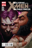 Wolverine and the X-Men Alpha &amp; Omega Vol 1 4