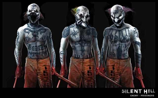 Silent Hill Heaven View Topic Could Prison Jugernaut Be