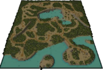 Duck pond Map