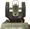 Enfield Iron Sight BO