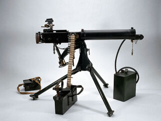 Vickers-machine-gun