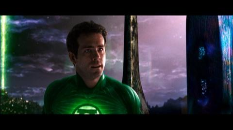 Green Lantern (2011) - Theatrical Trailer 2 for Green Lantern