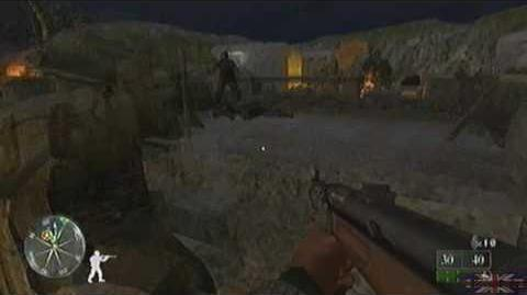 Call of Duty 2 Big Red One - Sicily, Mission 6 Part 2