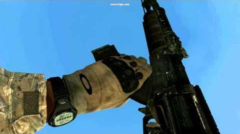 Modern Warfare 3 - AK-47 Reload Animations