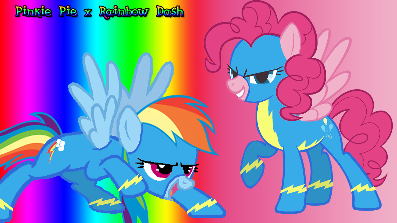 Pinkie Pie And Rainbow Dash Wallpaper images
