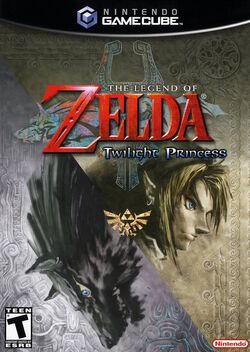 Legend of Zelda Twilight Princess (GC) (NA)