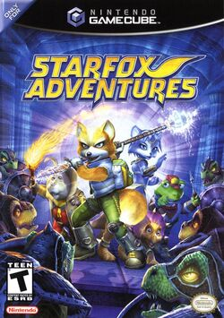 Star Fox Adventures (NA)