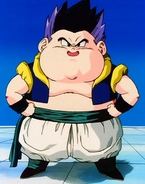 Gotenks Gordo