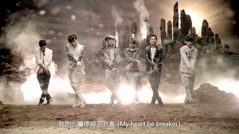 EXO-M HISTORY Music Video (Chinese ver